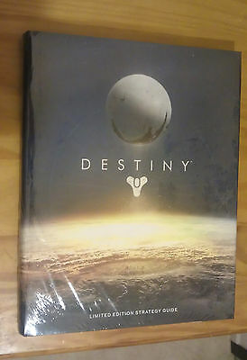 DESTINY - Limited Edition Strategy Guide - 100% neuf