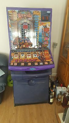 Barcrest fruit machine