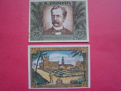 south west africa. colonial rememberance day 1922. cover/cart.
