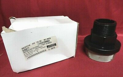 "MSC * (NEW) 2"" PIPE MOUNTED SUCTION SCREEN * PN M16-60/30 * 91958777 *NEW in BOX"