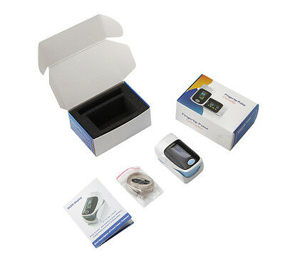 Refers to the clip-on oximetry   saturation of oxygen monitor heart rate meter