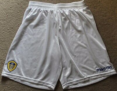 Leeds United Shorts 2014/15 Home Small