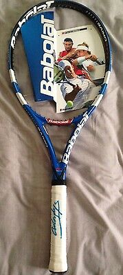 Babolat Pure Drive GT Firmada Signed Carlos Moya