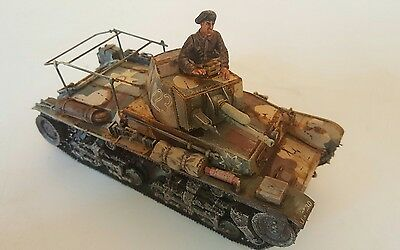 1:35 built professional model Scale 1:35 super details Hungary tank