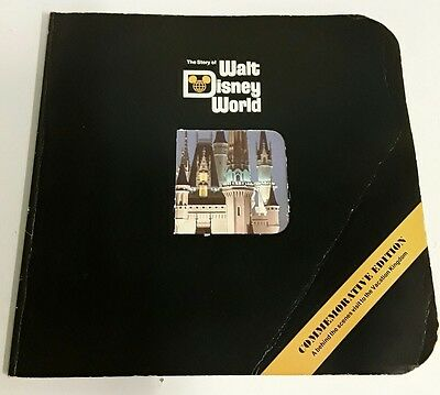 The Story of Walt Disney World - Commemorative Edition, 1971
