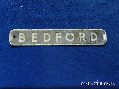 Bedford Badge