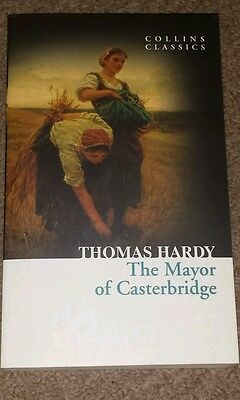 Collins Classics: The Mayor of Casterbridge by Thomas Hardy (Paperback, 2011)