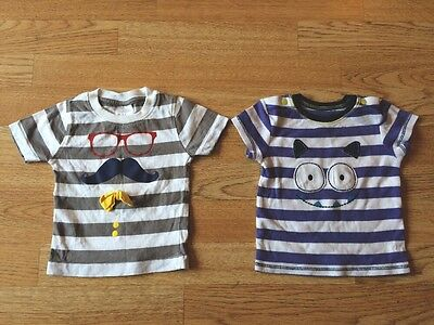 Baby Boys 6-9 Months T-Shirt Bundle