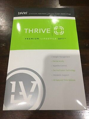 Le-Vel THRIVE DFT - Green -30 day/patches - Canadain Shipping and pricing*