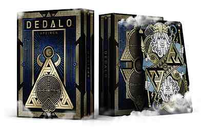 Dedalo Aperion Ultra Rare Limited Custom Poker Playing Cards Mythical Deck