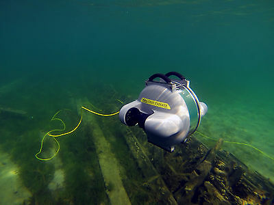 Underwater Video Camera - DTG2 Remote Control Submarine ROV 164 ft depth rating