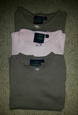 bundle of 3 mini boden tops 3-4 years