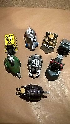 Robot Wars Minibot Pullback & Go Collectable Set of Eight