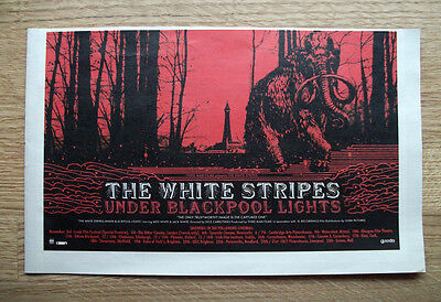 The White Stripes - 2004 Music advert - Music press advert - 9 x 6 in