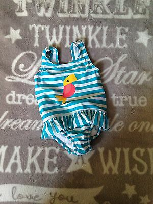 Baby Girl Marks And Spencer's Swimsuit 9-12 Months