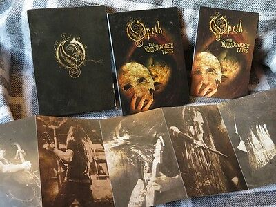 OPETH - The Roundhouse Tapes DVD