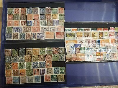TIMBRES DE CHINE (lot N° 261)