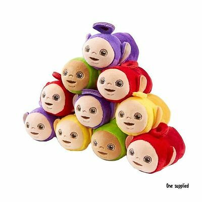 Teletubbies Stackable Soft Toy Set Of Four