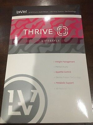 Le-Vel THRIVE DFT - Pink Camo -30 day/patches - Canadian pricing