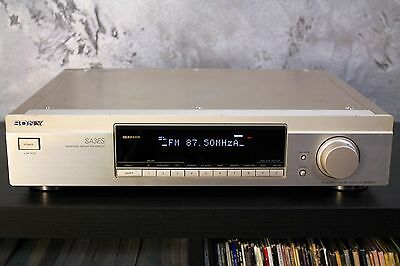 Sony ST-SA3ES Fm/Am Hi-end RADIO Tuner in Gold