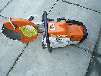 Stihl Saw Ts 400 Petrol Saw Tidy Works Great With Diamond Disc Suit Builder