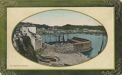 Old Harbour,newlyn