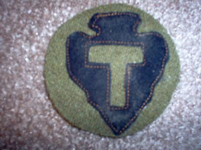 WWI US Army 36th Division Patch AEF