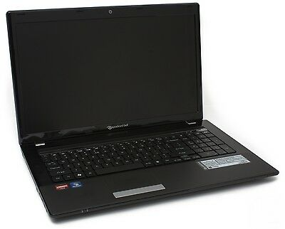 Packard Bell Easynote LM81 Notebook - DualCore 2,3GHz| 4GB| 250GB| 17,3"