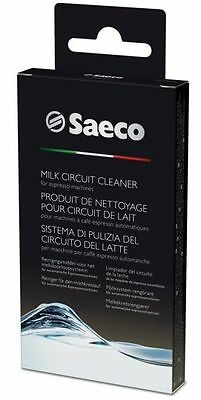 Philips Saeco CA6705/60 Milk Circuit Cleaner for espresso machine 6x2g Pack