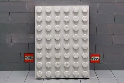 LEGO® Dark Tan Plate 6 x 8 Design ID 3036