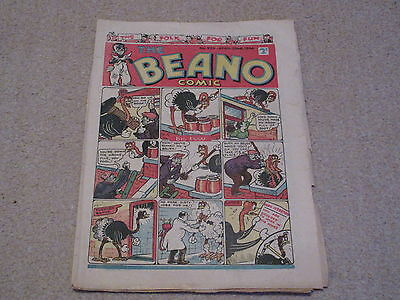 THE BEANO COMIC-No 230-Date April 22nd 1944 -Very rare War time comic