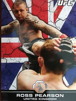 Topps Ufc 2013 Bloodlines Ross Pearson Card #37 Numbered /188