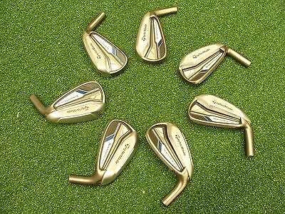 Taylormade Speedblade iron set 4-PW (heads only) Right-hand EXCELLENT