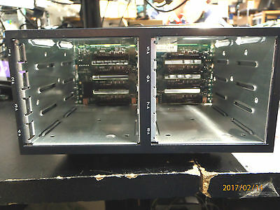 """HP ProLiant DL370 / ML370 G6 Hard Drive Cage - 8 Bays 2.5"""" - Small Form Factor"""