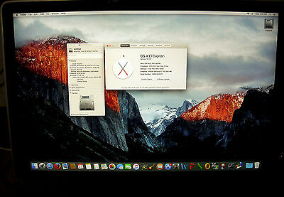 """Apple 2009 24"""" IMac 2.93GHz Core 2 Duo 640GB 4GB MB419LL/A Keyboard Mouse 10.11"""