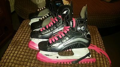 MISSION PRO S200 ICE HOCKEY SKATES Not Bauer but better!!!