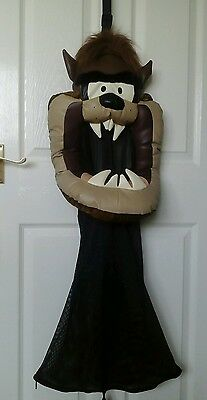 Taz Tasmanian Devil Over the Door Holdall Storage