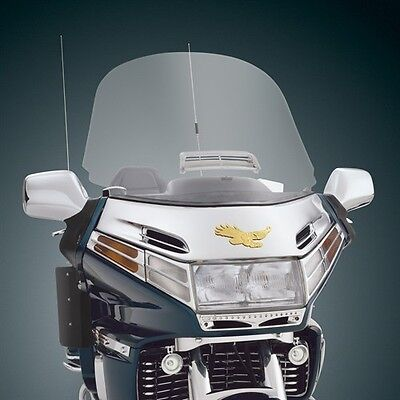"BIG BIKE PARTS® WINDSHIELD ACCENT TRIM W/61/2"" EAGLE for GL1500, oem# 2-451E"