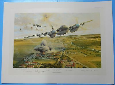 Rangers On The Rampage. Robert Taylor. Anzac Edition Artist's Proof print 11/25