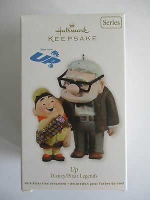 Hallmark Disney Ornament Pixar Up Nib