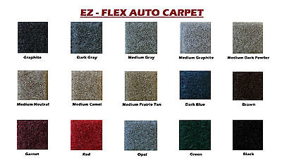 "EZ-Flex Automotive Carpet 80"" Wide Multiple Colors"