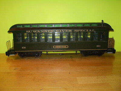 Model Trains/g Scale/bachmann/southern/suwannee Special/drumhead Passenger Car