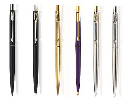 parker classic pens Gold Silver Matte Black Navy blue GT CT brand new Gift box