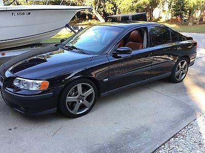 2004 Volvo S60 R Package 2004 Volvo s60 R ONLY 69K Original Miles !!  AWD, 6 Speed Manual , 300 HP