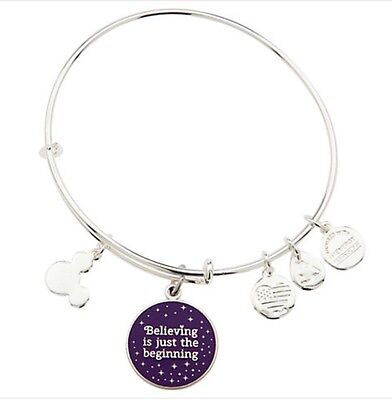 ALEX AND ANI DISNEY Tinker Bell Believing is just the beginning Silver Sealed