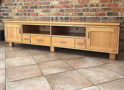 Entertainment Unit - Tv Stand - Sold Timber