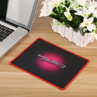 Premium 300*250*3 MM Anti Slip Mice Pad Mat Mouse Pad For Laptop Computer PC Lot