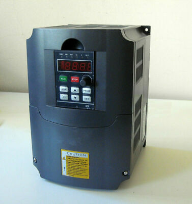 Professional 3KW Three phase Frequency converter 220V VFD