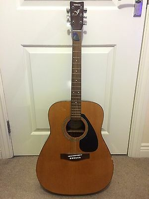 yamaha f310 acoustic guitar Made In indonesia
