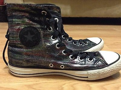 Women's Converse All Star Chuck Taylor Shimmer Slouchy Sneakers Size 9
